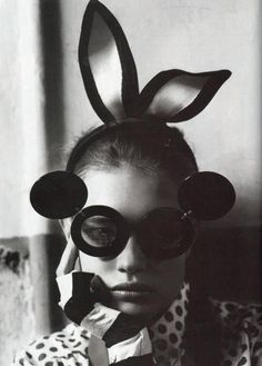 easter bunny glasses