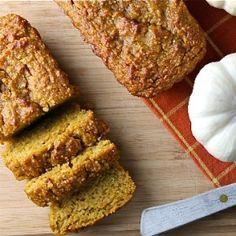 pumpkin bread, free pumpkin