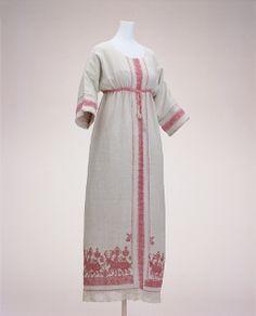 Day Dress  Paul Poiret 1911–12- France