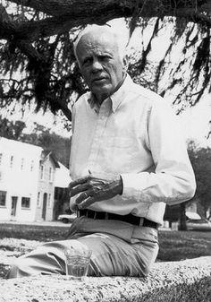 Author Walker Percy, Birmingham Alabama
