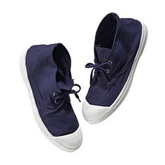 #Bensimon Mid-Top Sneakers #madewell