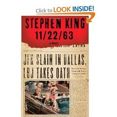 Jake Epping goes back in time to prevent President Kennedy's death.