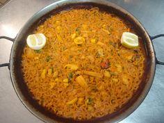 Fideuá, Gastronomia catalana