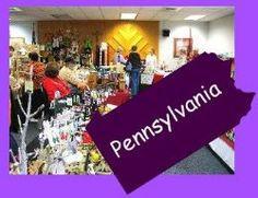 Pennsylvania craft shows and fairs - List of Craft Shows taking place in the state of Pennsylvania.