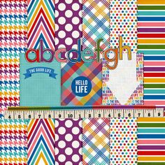 Free The Good Life Mini Kit with Journal Cards from Harper Finch