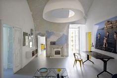 Capri Suite, un design hotel mediterraneo nel centro di Anacapri