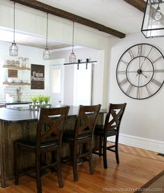 A farmhouse makeover