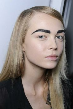coloring, paints, eyebrows, blog, strong brow
