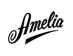 Amelia by Drew Melton