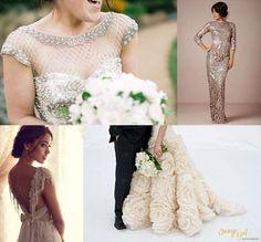 Winter #WeddingDress