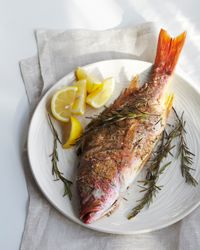 Grilled Whole Snapper Recipe on Food & Wine