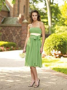 Bridesmaid dress (style, not color)