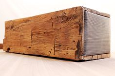 Reclaimed Wood Box S