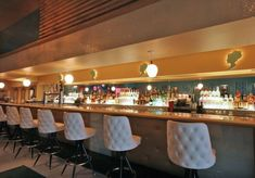 """Beauty Bar Chicago """"We offer our famous $10 manicures and martinis daily. Manicures begin at 5pm and are available throughout the night. """" They also have events every night of the week and a dance room. Fun bachlorette idea!"""
