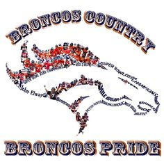 Broncos Country!