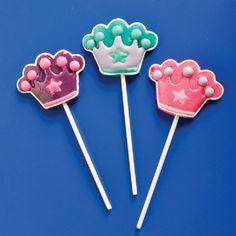 Princess Lollipops