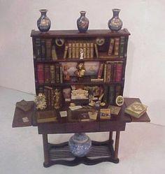 Ettore Sobrero miniature library