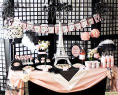 Parisian party set #SauzaGirlsNight
