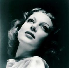 Lorretta Young by George Hurrell - photo lighting legend