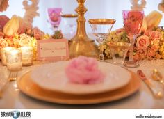 Couture Events Table Top: www.CoutureEventsSD.com