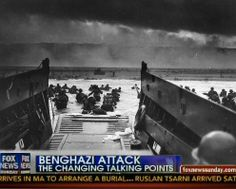 What If Fox News Had Covered D-Day?