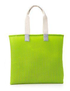 Tote your things in a fun-meets-functional Parakeet green bag! #LaneBryant