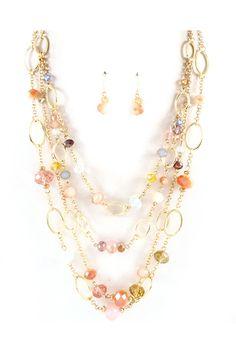 Chloe Necklace Set
