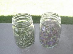 how to make essential oils at home. (i am going to do this to add to my candles and soap)
