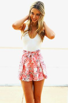 so cute! love the skirt and the shirt is adorable too
