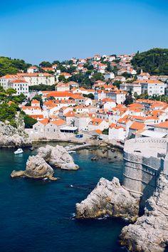 Dubrovnik, Croatia  #dubrovnik #croatia #adriatic #sea #architecture #photography