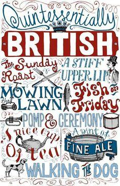 Quintessentially british!