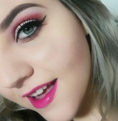 makeup looks, inspir makeup, makeup idea, barbie inspired makeup
