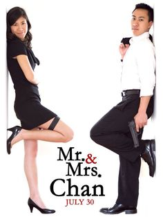 Monday Movie Madness: Creative Movie-Themed Engagement Photos   Wedding Party