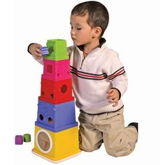 christmasbirthday gift, learn toy, learning to stack block's, christma gift, toddler toys, baby toys, doug, shape sorter, kid