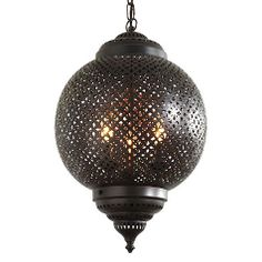 Tangier 3-Light Pendant by Ballard Designs