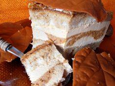 CAIETUL CU RETETE: Tort cu crema caramel si pralina