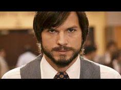"""Love....Steve Jobs movie """"Jobs"""" Official Trailer - Starring Ashton Kutcher"""