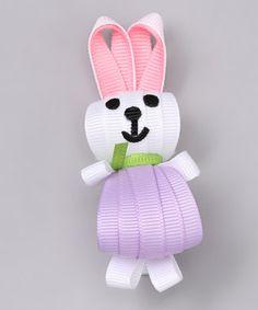 Hair bow - Easter