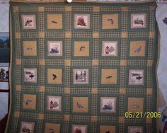fish quilt, quilt idea, friend, quilt pattern