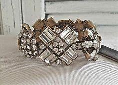 NWT J. Crew Crystal Crush Bracelet 100% Authentic & Stunning!