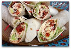 blt - wrapped