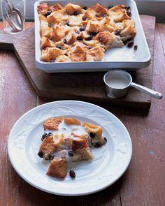 Louisiana Bread Pudding With Whiskey Sauce Recipe