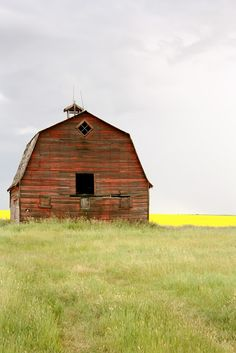 Cool old barn.