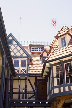 Solvang, CA. A cute danish town. // photo by Bonnie Tsang. Grew up going here...loved it!!