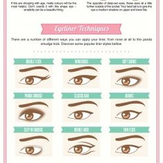 9 Unbelievably Simple Steps For Perfect Make-Up   Visual.ly