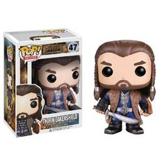 Funko Pop! Movies: Hobbit 2 - Thorin // I WANT THIS SO MUCH HE'S SO CUTE