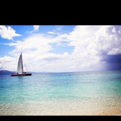 Its a boat >>> Jamaica!!