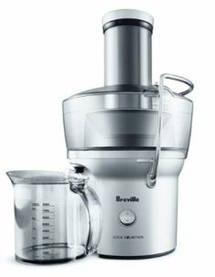 Breville Juicer. This size is perfect.