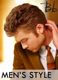 Bb men 39 s hair styles on pinterest 25 pins for A stuart laurence salon