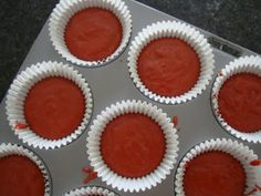 hummingbird bakeri, cupcak hummingbird, bakeri cookbook, red velvet cupcakes